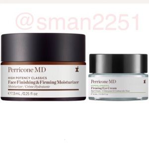 💕NEW!💕Perricone MD 2Pc High Potency Face+Eye Set
